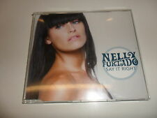 Cd   Nelly Furtado  ‎– Say It Right