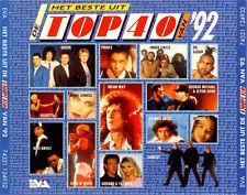 Various - Het Beste Uit De Top 40 Van '92 (2xCD, Comp)