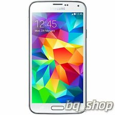 "Samsung Galaxy S5 Mini G800H White Quad Core 4.5""S.AMOLED 16GB Phone By FedEx"