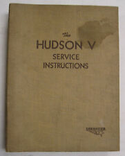 Lockheed Hudson V World War II Reconaissence BomberOriginal Service Instructions