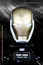 Imaginarium Art Iron Man 3 Mark 39 Scale 1:1 Starboost Helmet Limited 448 Rare