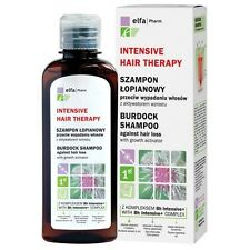 GREEN PHARMACY INTENSIVE HAIR THERAPY BURDOCK SHAMPOO AGAINST HAIR LOSS