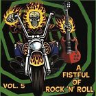 A Fistful of Rock 'N' Roll, Vol. 5 Various Artists MUSIC CD