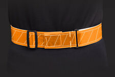 Jogalite Reflective Cross Training High Visibility Belt Orange Run Bike Walk