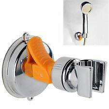 No Drilling Adjust Attachable Shower Hand Head Holder  Mount Suction Cup
