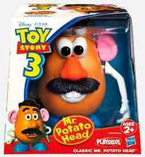 Action Figure Toy Story 3 Classic Mr Potato Head with Derby Hat and Accessories