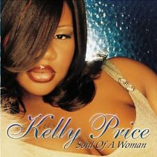Kelly Price Soul of a woman (1998) [CD]