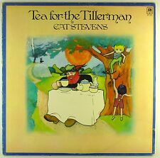 "12"" LP-Cat Stevens-TEA FOR THE TILLERMAN - #a3173 - Slavati & cleaned"