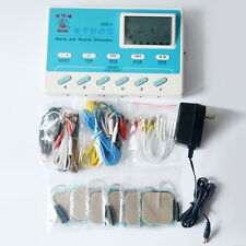 6 Channel SDZ-V TENS Electrical Stimulator Body Relax Massager Pulse Acupuncture