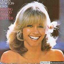 OLIVIA NEWTON-JOHN Making A Good Thing Better CD BRAND NEW Remastered