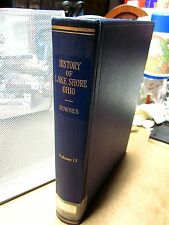 HISTORY OF LAKE SHORE OHIO Volume 2 Downes book 1952 history genealogy
