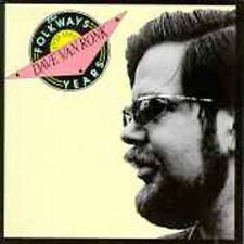 Folkways Years (1959-1961) by Dave Van Ronk (CD, Dec-1991, Smithsonian...