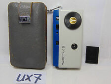 VINTAGE YASHICA Y16 SPY CAMERA  MADE IN JAPAN RARE WITH CASE RETRO SMALL