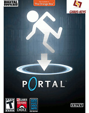 Portal STEAM PC Digital Download Key Code Neu Global Blitzversand