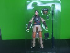 STAR WARS BLACK SERIES Leia Boushh Disguise LOOSE/ IN TRIMMED TRAY  6 inch