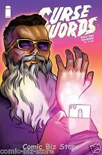 CURSE WORDS #2 (2017) 1ST PRINTING ZDARSKY VARIANT COVER B IMAGE