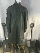 vintage (new)medium size green army coat,poncho cape,rain poncho mod,water proof