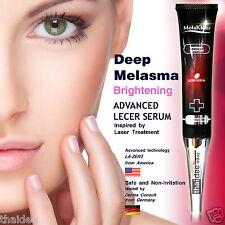 Deep Melasma Serum Brighten Lighten Dark Spots Hyperpigmentation NO-Hydroquinone