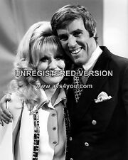 "Dusty Springfield / Burt Bachrach 10"" x 8"" Photograph no 152"