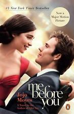Me Before You by Jojo Moyes (2016, Paperback, Movie Tie-In)
