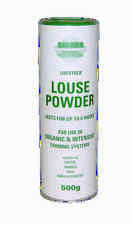 Barrier 500g Louse Powder for Lice on Chicken, Poultry, Horses, Rabbitts, Cattle