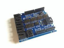 Sensor Shield v4.0 für Arduino | 6x analog sensor input | Stift-/Buchsenleisten