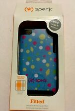Speck Fitted Case -CoolSpot Teal for iPod Touch 4G #SPK-A0644