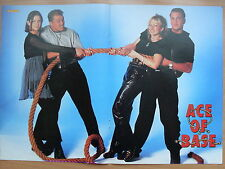 POSTER  *Ace Of Base / Urban Cookie Collective*