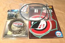 Honda TRX 250R FOURTRAX 1988–1989 Tusk Clutch, Springs, Cover Gasket & Cable Kit