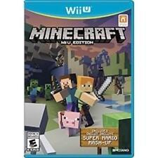 Nintendo Minecraft Wii U Edition