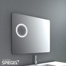 LED Kosmetikspiegel beleuchtet Schminkspiegel mit Beleuchtung 65 x 85 cm Nevada