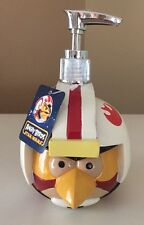 Angry Birds Star Wars Kids Bathroom Lotion Pump/Soap Dispenser NEW