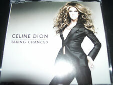 Celine Dion Taking Chances Australian CD Single With Remix – Like New