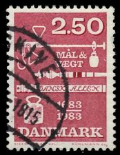 DENMARK 740 (Mi783) - Weights and Measures Ordinance (pf74650)