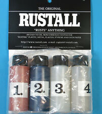 Rustall RUS1234 Rustall Weathering System NEW Model Trains & More