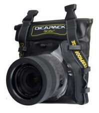 Dicapac WP-S10 Camera Waterproof Case For S5PR D4 7D D7000 A77 5D SLR are