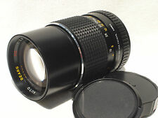SEARS MC 135mm F 2.8   lens for PENTAX K (PK) mount lenses SLR or DSLR