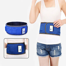 New Electric Abdominal Slimming Belly Burner Lose Weight Fitness Massage Belt DI