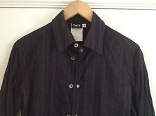 Awesome MENS BLUE  D&G SHIRT Size 38 Inch Chest