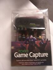 Roxio,  #248400,  Game Capture,  UPC#687967132137  (for xBOX 360 & ps3 gameplay)