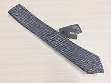 HUGO BOSS ABSTRACT  6cm TIE NWT 2017 -- MADE IN ITALY
