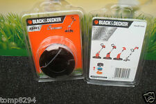 BLACK & DECKER A6481 STRIMMER TRIMMER SPOOL AND LINE 10M X 1.5MM