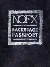 NOFX - BACKSTAGE PASSPORT 2 DVD NEU