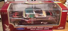 1955 Ford Fairlane Crown Victoria Mild Custom - Road Legends - 1:18 Diecast