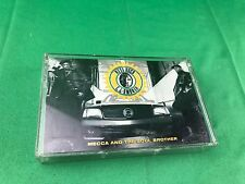 Cassette Pete Rock & CL Smooth Mecca And The Soul Brother Hip Hop Rap Music