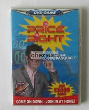 The Price is Right DVD interactive game BRAND NEW SEALED Joe Pasquale