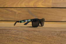 NORTHERN GARMS CAMO WAYFARER SUNGLASSES £12.00 UV 400 RAY SILK SUMMER BAN SIK.