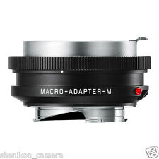 100% New Unused Leica MACRO-ADAPTER-M 14652 Macro-Elmar-M 90mm F4 Typ 240 M9 ME