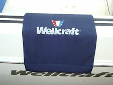 "Wellcraft embroidered Boat Gunwale Boarding mat 20""x 36"""