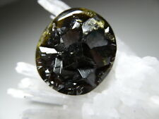 Black Golden Green Garnet Gemstone Cabochon Natural Gem Cab Metalsmith